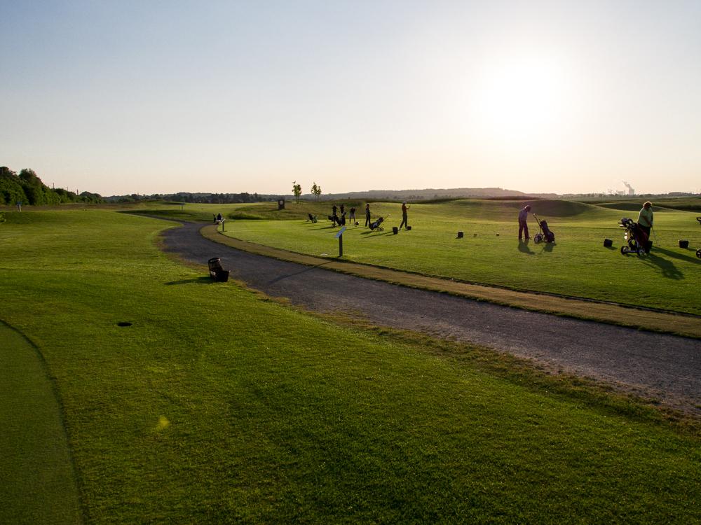 Soulgolfer - Golf Sunset