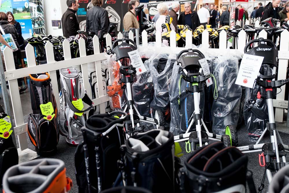 Auch eine Auswahl von Bags darf nicht fehlen