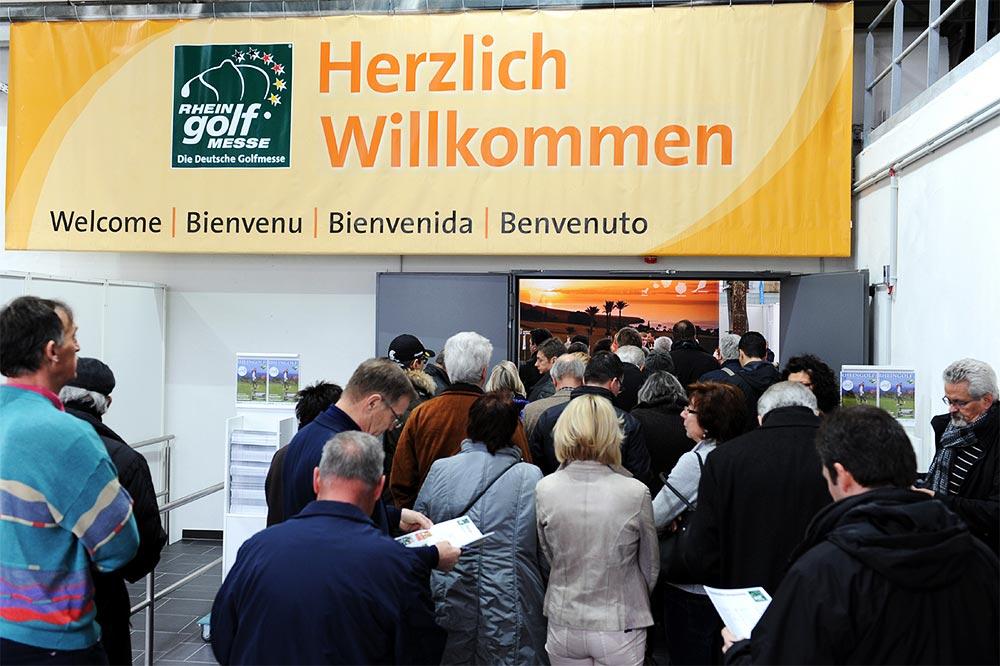 Rheingolf Eintrittskarten