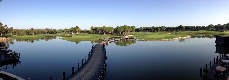Panoramaterasse Sueno Golfclub