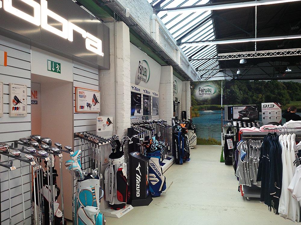 Fairway Golfshop in Pulheim