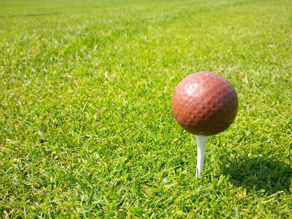 Golfballtest