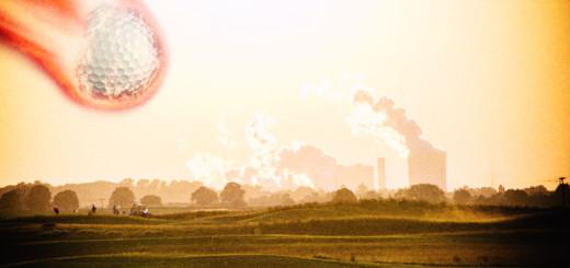 Letzte Golfrunde vor der Apokalypse