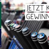Rheingolf 2015 - Die Golfmesse in Düsseldorf