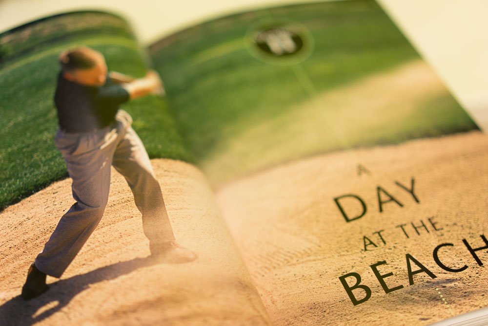The 40 toughest shots in Golf - Schöne Bilder nehmen den gemeinen Schlägen etwas die Schärfe.