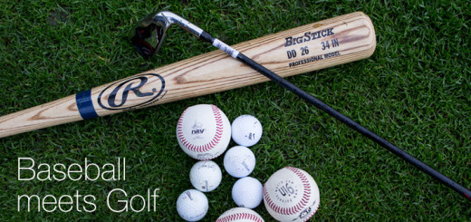 Baseball meets Golf