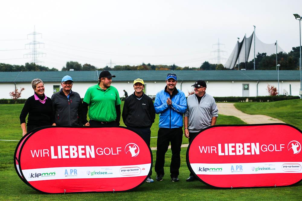 Teilnehmer vom WLG-Weekend.