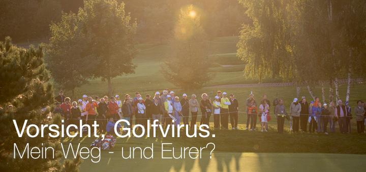 Golfvirus, Golfen.