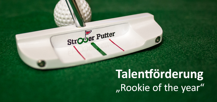 Rookie of the year - talent - straighter putter