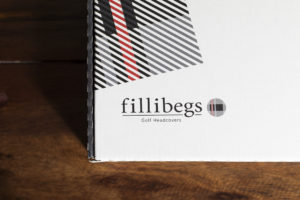 fillibags Verpackung - Headcover