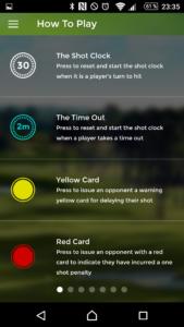 Sprint6Golf - Die Regeln