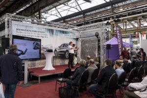 Viele Themen auf der Rheingolf 2017