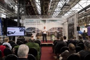 Vorträge auf der Rheingolf