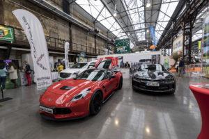 Autos auf der Rheingolf 2017