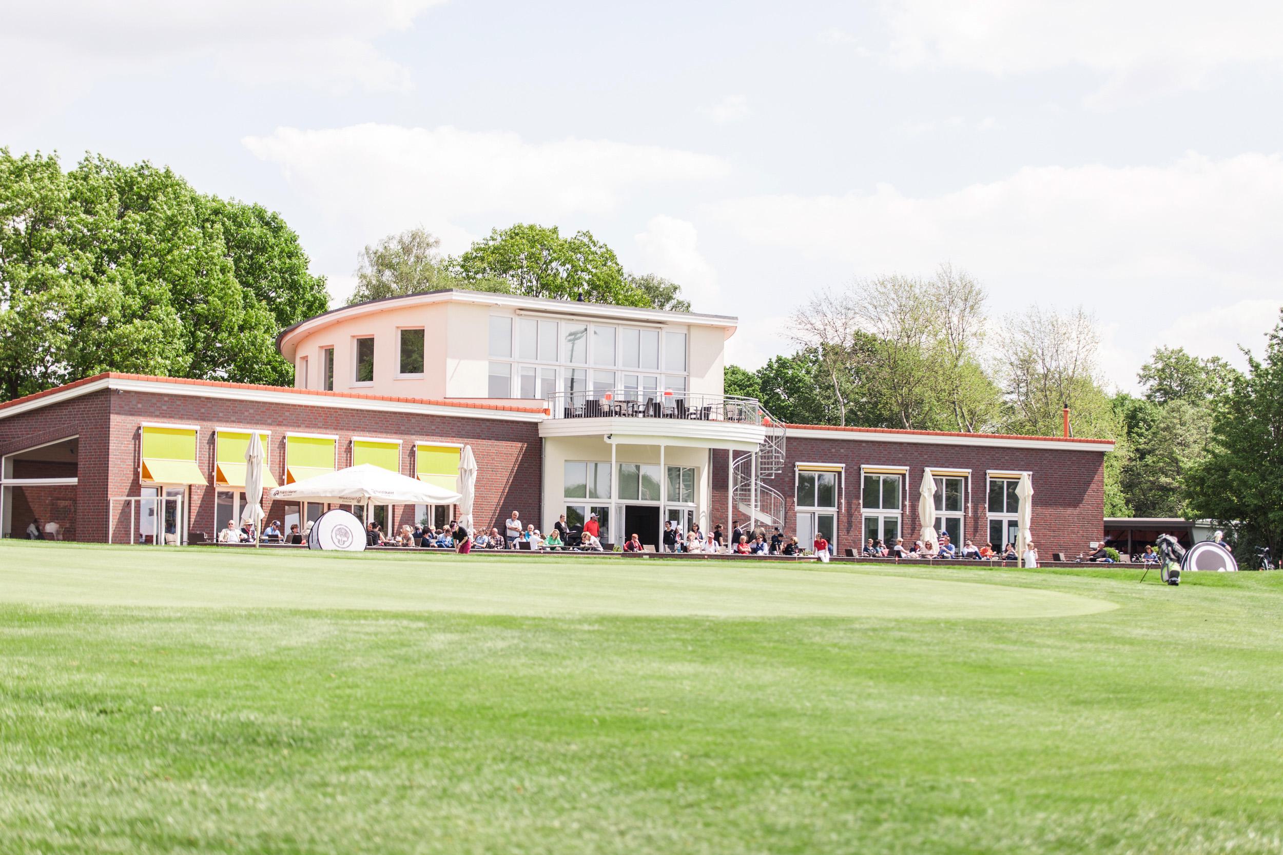 Der Golfclub Oberneuland in Bremen.